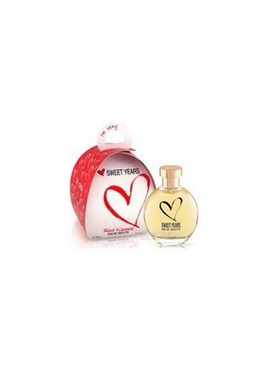 Sweet Years Sweet Years Red Kisses Edt 100Ml Kadin Parfüm Renksiz